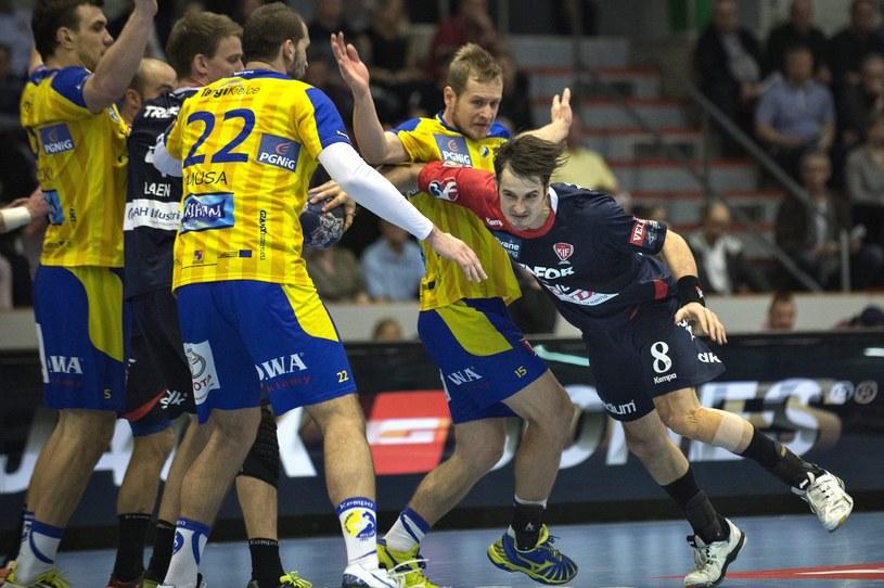 Piłkarze ręczni Vive Targów Kilece doznali pierwszej porażki w obecnej edycji Ligi Mistrzów /PAP/EPA