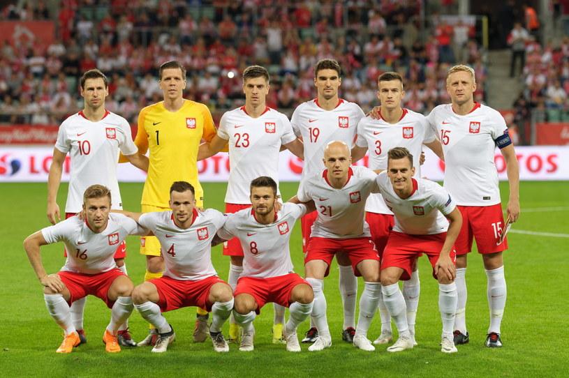 Piłkarze reprezentacji Polski /PAP/Jan Karwowski  /PAP