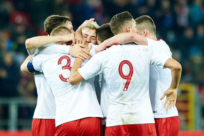 Piłkarze reprezentacji Polski /Łukasz Szeląg /Reporter