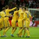 piłkarska reprezentacja Ukrainy