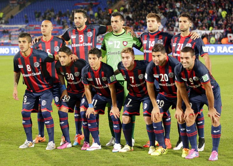 Piłkarze San Lorenzo zmierzą się z Realem Madryt w finale klubowych MŚ /PAP/EPA