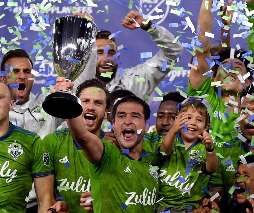 Piłkarze Seattle Sounders /AFP