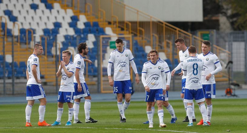 Piłkarze Stali Mielec mecz z Wisłą Kraków /Krzysztof Kapica/Polska Press /East News
