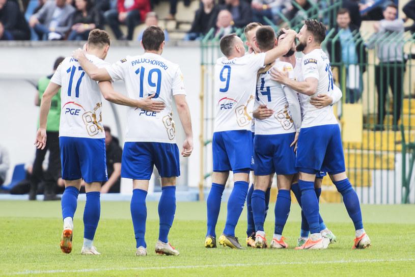 Piłkarze Stali Mielec mogą spokojnie przygotowywać się do meczu Pucharu Polski /Kacper Kirklewski /Newspix