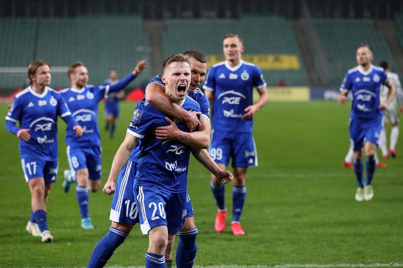 Piłkarze Stali Mielec /Fot. Piotr Kucza /Newspix