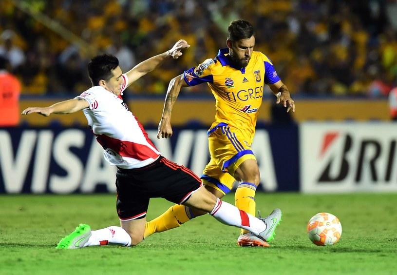 Piłkarze Tigres i River Plate nie postarali się o gole /AFP
