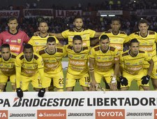 Piłkarze Trujillanos FC okradzeni do samej bielizny
