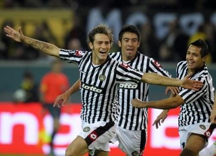 Piłkarze Udinese zagrają w Pucharze UEFA ze Spartakiem Moskwa /AFP