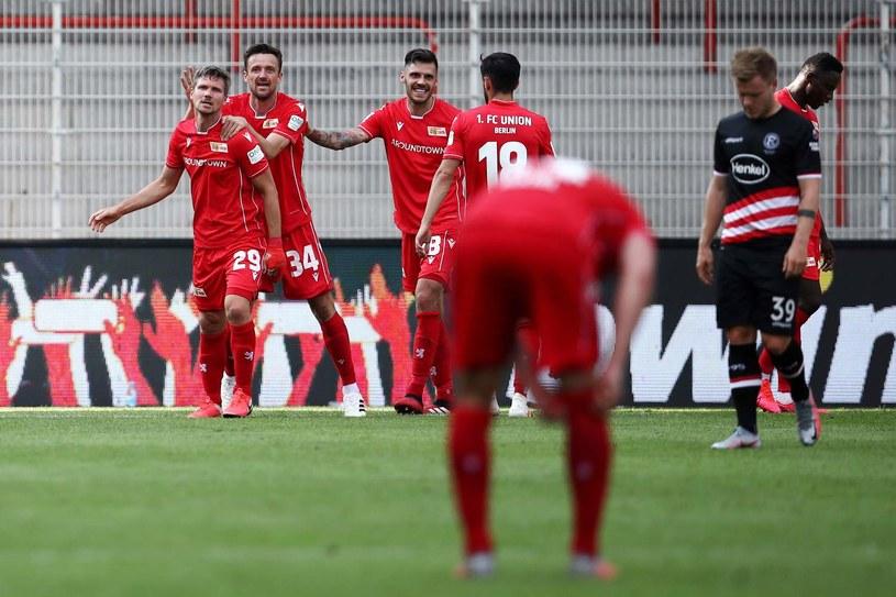 Piłkarze Unionu Berlin /AFP