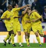 Piłkarze Villareal zapewnili sobie udział w następnej edycji Ligi Mistrzów /AFP