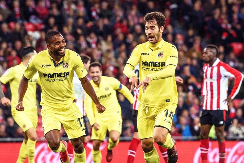 Piłkarze Villarreal CF /PAP/EPA