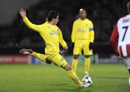Piłkarze Villarreal odpadli z rozgrywek o Puchar Króla /AFP