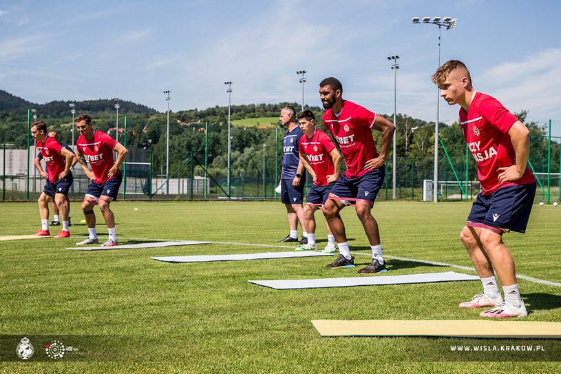Piłkarze Wisły Kraków są już gotowi /materiały prasowe