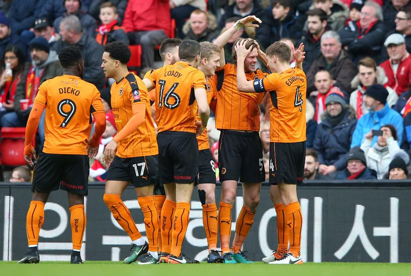 Piłkarze Wolverhampton Wanderers /Alex Livesey /Getty Images