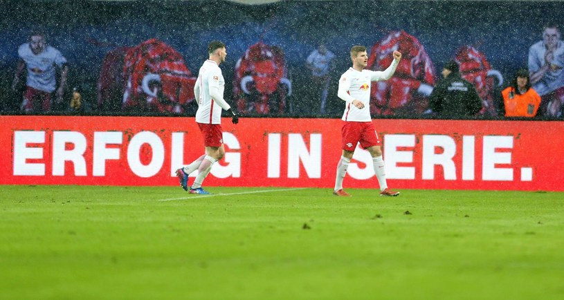 Piłkarze z Lipska wystąpią w hicie 18. kolejki Bundesligi /AFP