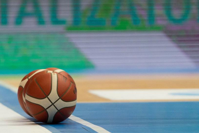 Piłki do koszykówki /Mateusz Kuzniak/REPORTER /East News