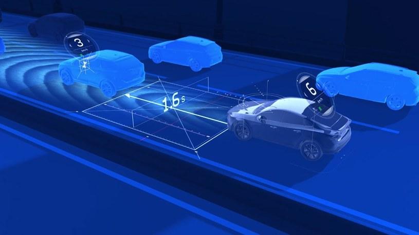 Pilot Assist pozwala nam zakosztować autonomicznej jazdy /materiały prasowe