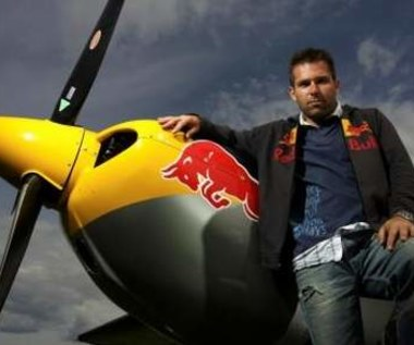 Pilot samolotu Red Bull 3D Race