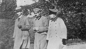 """""""Piłsudski wodził Niemców za nos"""""""