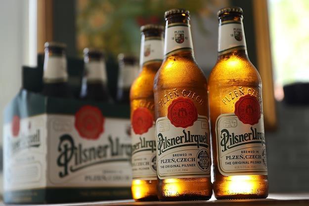 Pilzneńskie piwo tylko z Czech - koniec z produkcją licencyjną. Fot. Joe Raedle /Getty Images/Flash Press Media