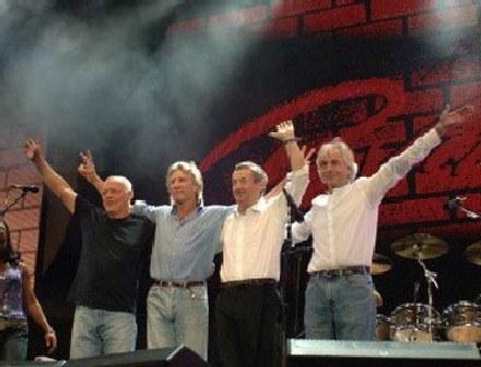 Pink Floyd /arch. AFP