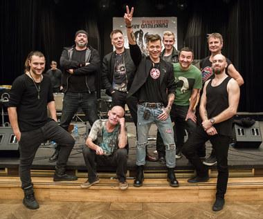 "Pink Freud z legendami polskiego punk rocka (płyta ""Punk Freud Army"")"