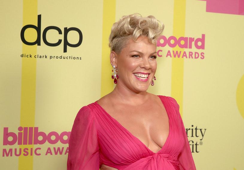 Pink wsparła norweską drużynę /Todd Williamson/NBC/NBCU Photo Bank /Getty Images