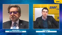 Pinkas: Powinniśmy zaszczepić pracowników krytycznej infrastruktury, posłów i ministrów