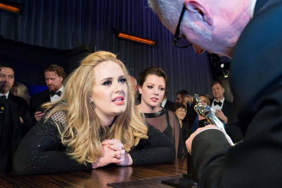 Piosenka Adele ma uspokajać najskuteczniej /Sara Wood /PAP/EPA