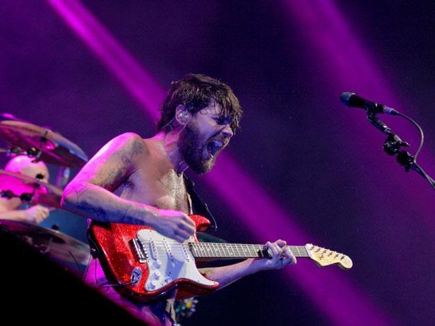 Piosenka Biffy Clyro promowała tegoroczną edycję Coke Live (fot. Adam Flak-Smoliński) /INTERIA.PL