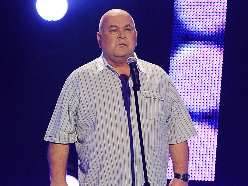 Piosenkarz w szybkim tempie stracił wiele kg, niestety wszystko wróciło...  /Paweł Przybyszewski /MWMedia