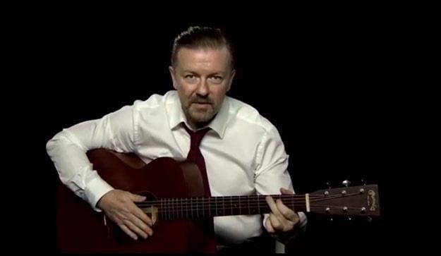 Piosenki Davida Brenta są całkiem niezłe! /oficjalna strona wykonawcy