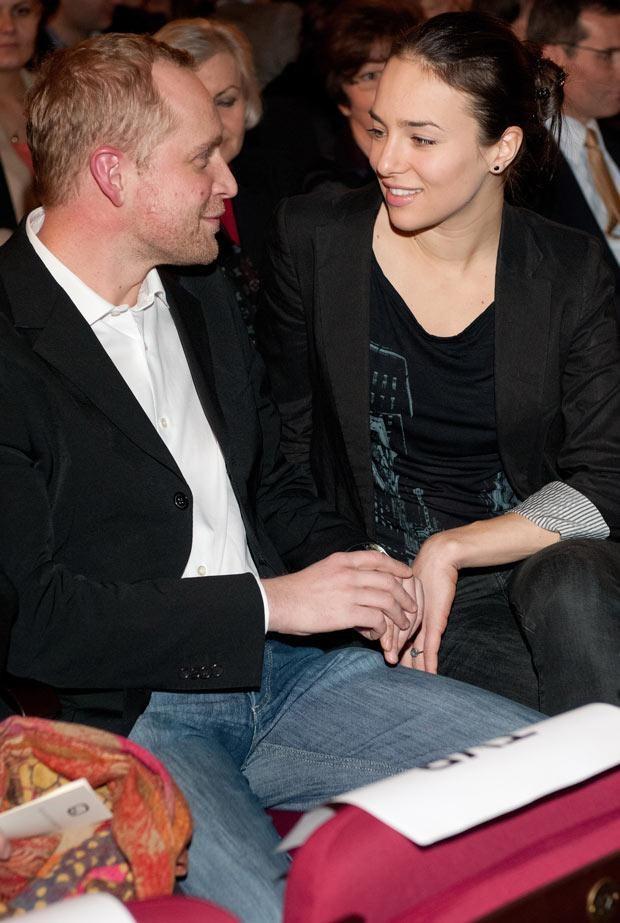 Piotr Adamczyk, Anna Czartoryska, fot. Jarosław Antoniak  /MWMedia