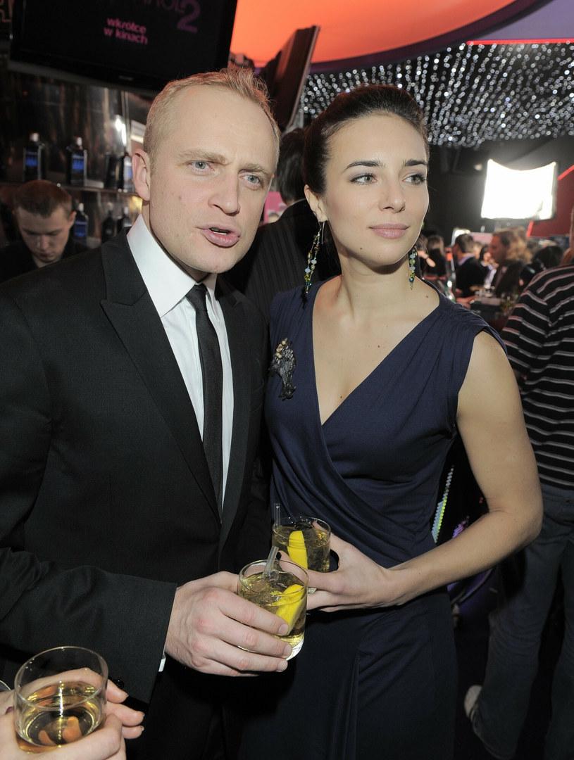 Piotr Adamczyk i Anna Czartoryska /Tricolors /East News