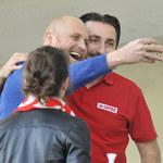 Piotr Adamczyk i jego ukochana świętowali wielki sukces. Aktor dumny!