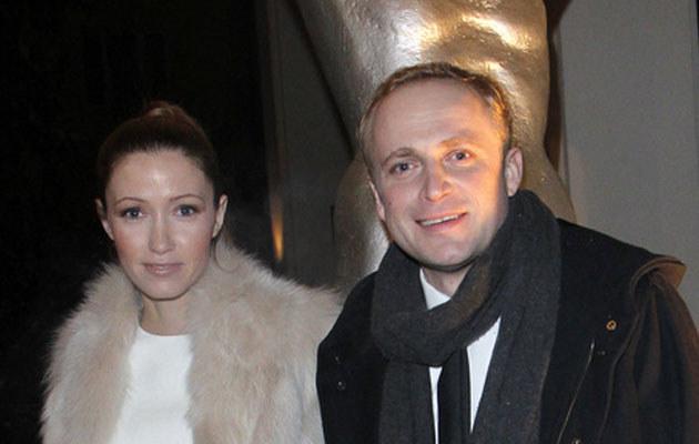 Piotr Adamczyk i Kate Rozz /Engelbrecht /AKPA