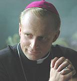Piotr Adamczyk jako Karol Wojtyła /INTERIA.PL
