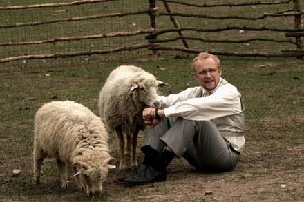 """Piotr Adamczyk - kadr z filmu """"Testosteron"""" /"""