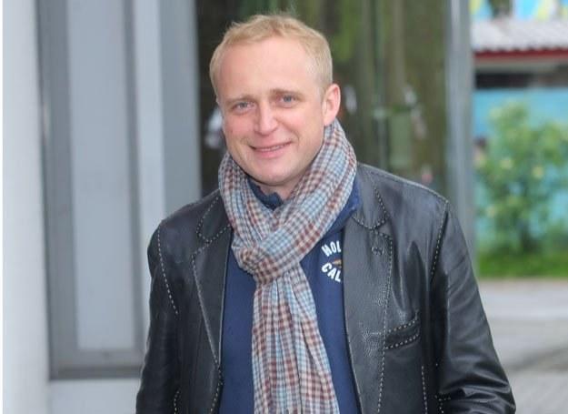 Piotr Adamczyk nie ma jeszcze kryzysu czterdziestolatka/ fot. A. Szilagyi /MWMedia
