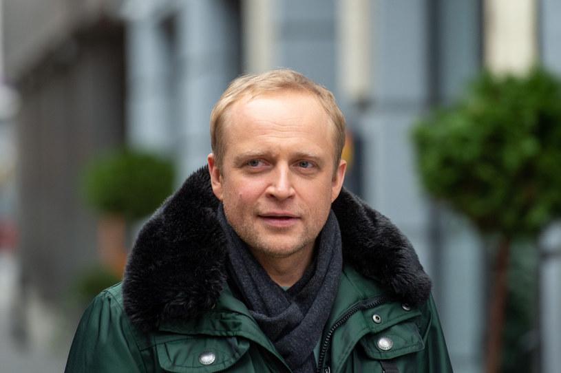 Piotr Adamczyk /Artur Zawadzki/REPORTER /East News