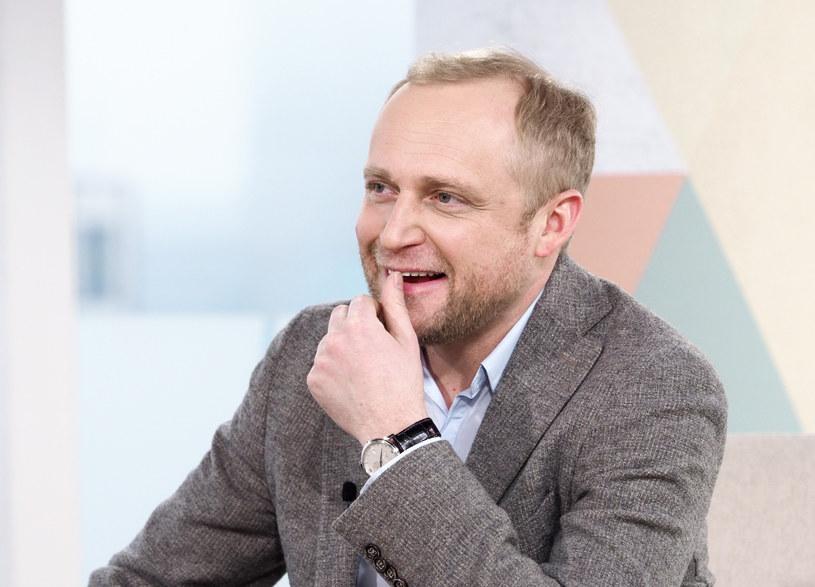 Piotr Adamczyk /BLAWICKI PIOTR /East News