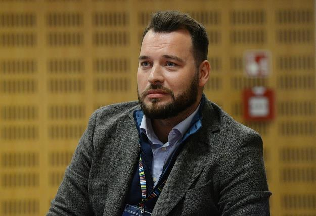 Piotr Arak, dyrektor PIE. Fot. Piotr Guzik /FORUM