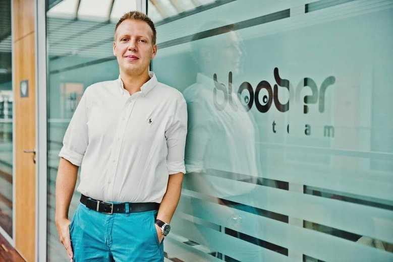 Piotr Babieno, prezes Bloober Team /materiały prasowe
