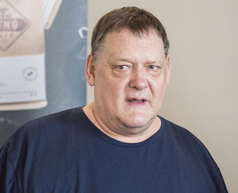 Piotr Bikont miał 62 lata /Leszek Kotarba  /East News