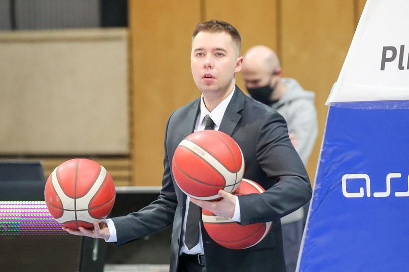 Piotr Blechacz /Tomasz Zasinski / 058sport.pl / NEWSPIX.PL /Newspix