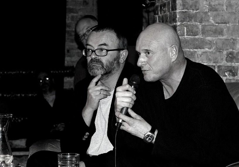 Piotr Bratkowski i Cezary Harasimowicz /AKPA