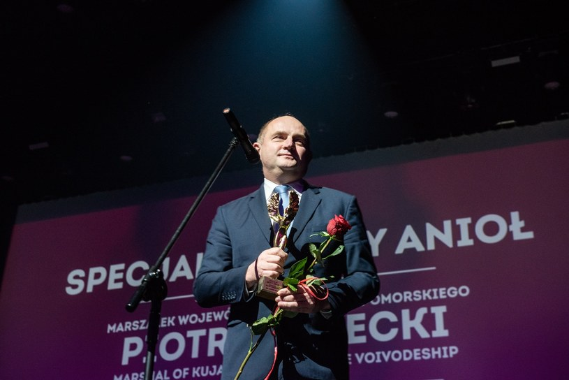 Piotr Całbecki /Lukasz Piecyk/REPORTER /Reporter