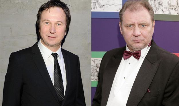 Piotr Cyrwus i Andrzej Grabowski /Agencja W. Impact