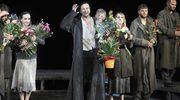 Piotr Cyrwus królem w teatrze
