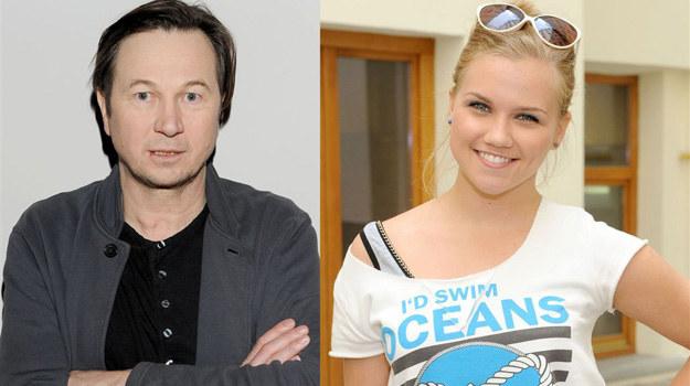 """Piotr Cyrwus, mimo że od kilkunastu miesięcy nie gra już w """"Klanie"""", spotykał się z Agnieszką i pomagał jej w przygotowaniach do egzaminów. /Agencja W. Impact"""